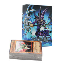 Yugioh Karten Ägyptischer Gott Sammeln Spielzeug für Jungen Kostenloser Yu-gi-oh Metall Box Figuren Japan Yu Gi oh Legendären Bord Spiel Cartas(China)