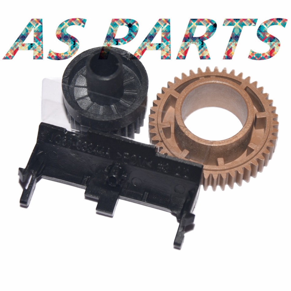 1set* JC90-00941A JC66-01202A JC66-01254A For Samsung ML-1915 2525 2580 SCX-4623F 4600 4623 Fuser Drive Gear And Separation Pad