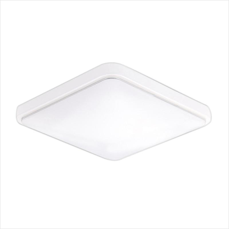 New 24W Ceiling Light LED Modern Lamp Ceiling White Super Bright Square Ceiling Lamp for Living Room Bathroom Bedroom Ceiling Lights     - title=