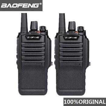 2pcs Baofeng BF-9700 High Power Walkie Talkie BF 9700 Long Range Walky Talky Professional Ham Radio Uhf Comunicador 10 Km - discount item  28% OFF Walkie Talkie