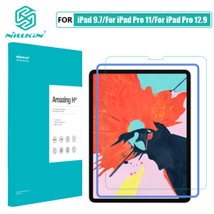 Image 1 - NILLKIN Tempered Glass for iPad Air 2019/Pro 10.5 2017/Mini 2019/Mini 4 5/9.7/Pro 11/Pro 12.9 2018 Screen Protector