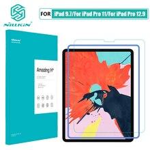 NILLKIN temperli cam için iPad hava 2019/Pro 10.5 2017/Mini 2019/Mini 4/5/9 7/Pro 11/Pro 12.9 2018 ekran koruyucu