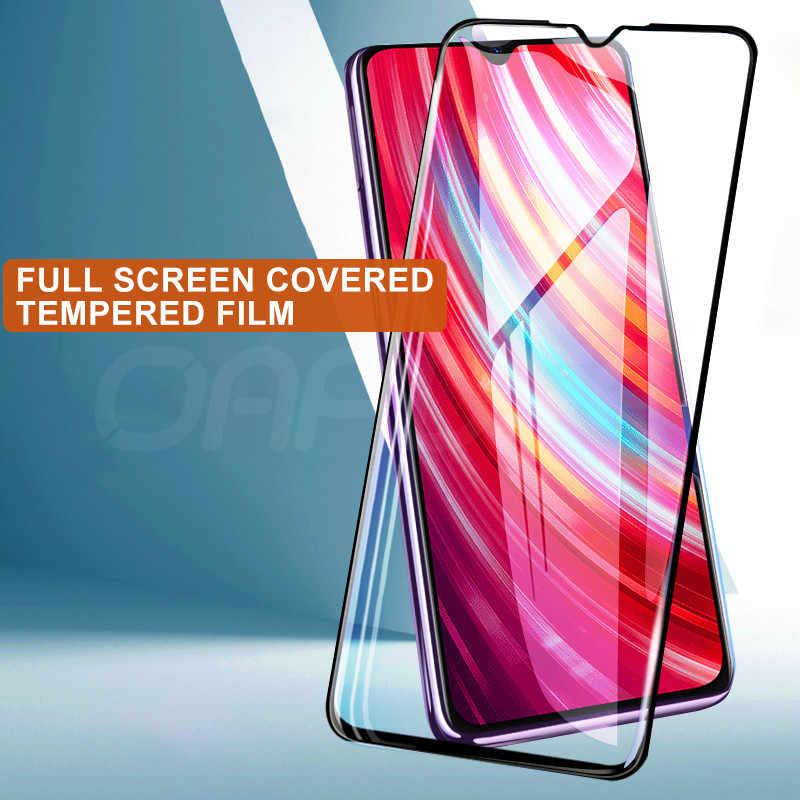 9D ป้องกันแก้วสำหรับ Xiaomi Redmi 8 8A 7 7A K30 Redmi หมายเหตุ 8 8T 7 9S 9 PRO MAX กระจกนิรภัยหน้าจอ Protector ฟิล์มแก้ว