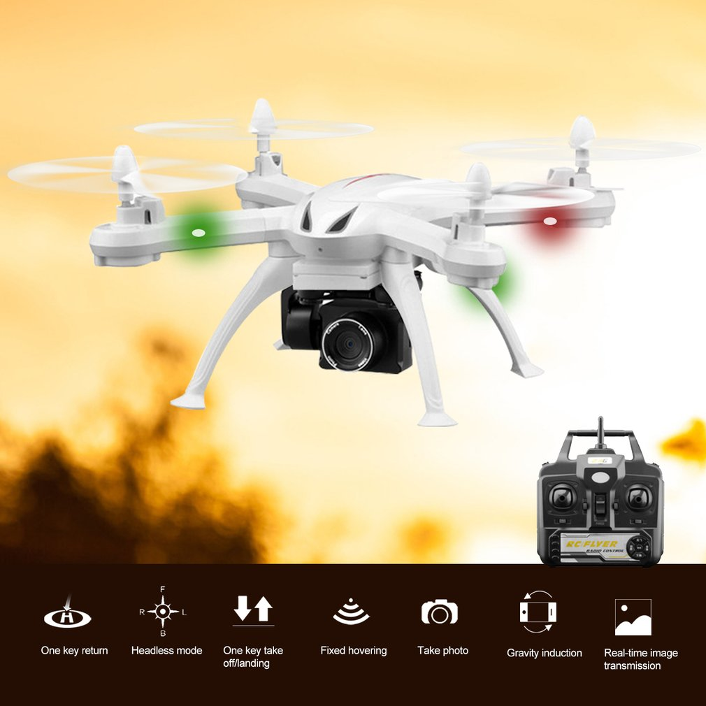 cheapest 1080P 4K RC Drone Quadcopter drone with 1080P 4K  HD Wifi camera video highly stable Rc helicopter F68 4K RC Camera drones