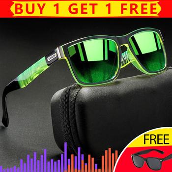 HGE-H sport Style spolaryzowane okulary mężczyźni bardzo fajne kolory pasują do kwadratowych okularów przeciwsłonecznych 100 UV soczewka fotochromowa gogle jazdy tanie i dobre opinie HEG-H Plac Dla dorosłych Z tworzywa sztucznego Lustro Fotochromowe UV400 45mm KD88 55mm
