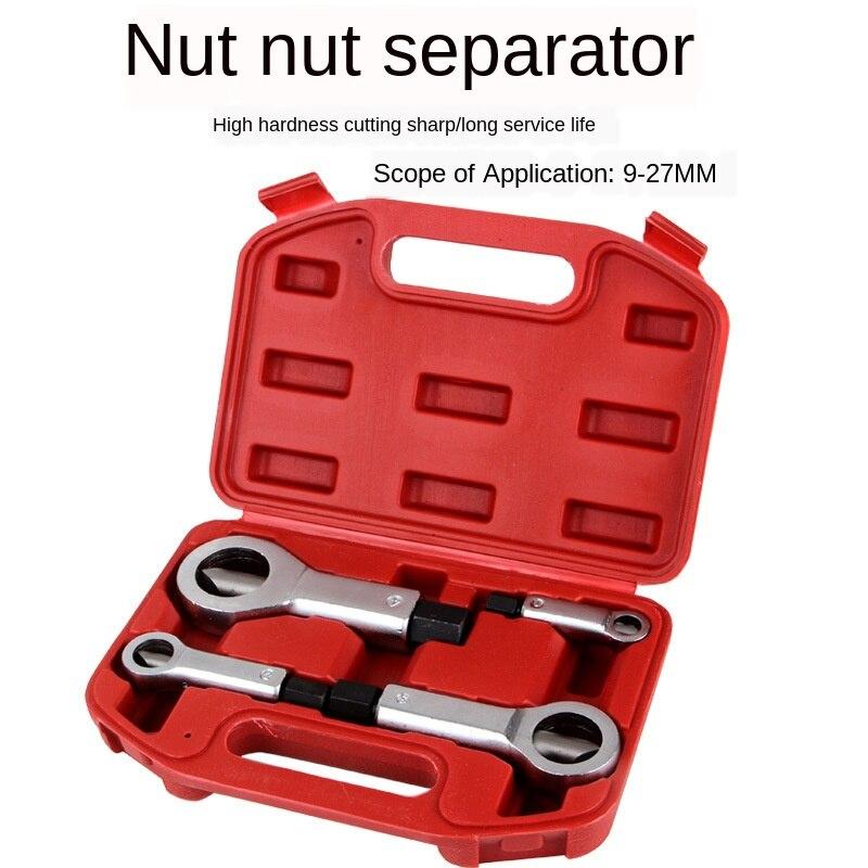 Rusting Nut Nut Splitter Nut Cutter Breaker Large Nut Cutting Slide Nut Splitting Separator