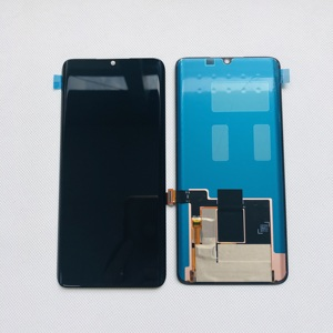 Image 4 - 6.47 New Original Super Amoled For Xiaomi MI Note 10 /MI note 10 Lite LCD Display Edge Screen +Touch Screen Digitizer Assembly