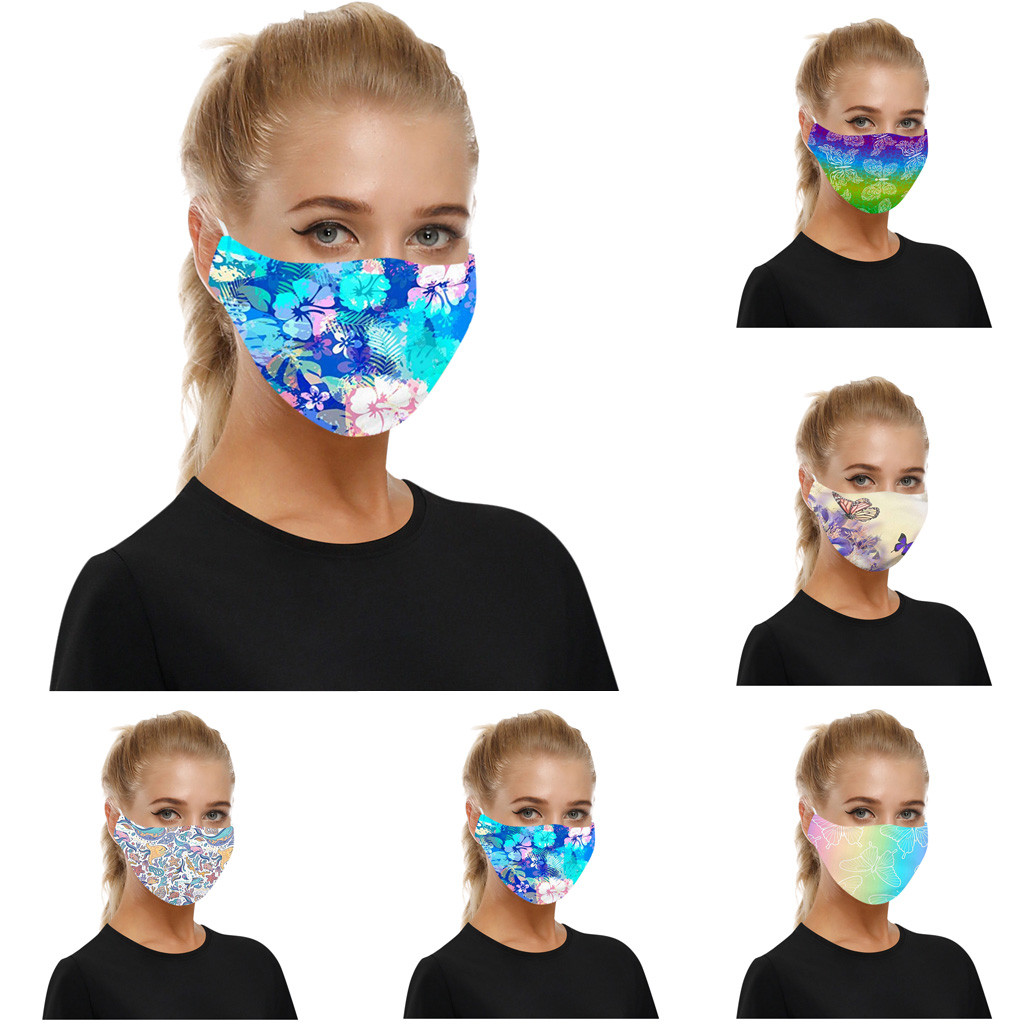 In Stock Universal Dust-Proof Smog-Washable FaceCover For Adults In Europe And America Mascarillas Mascara Mondkapje Respirator