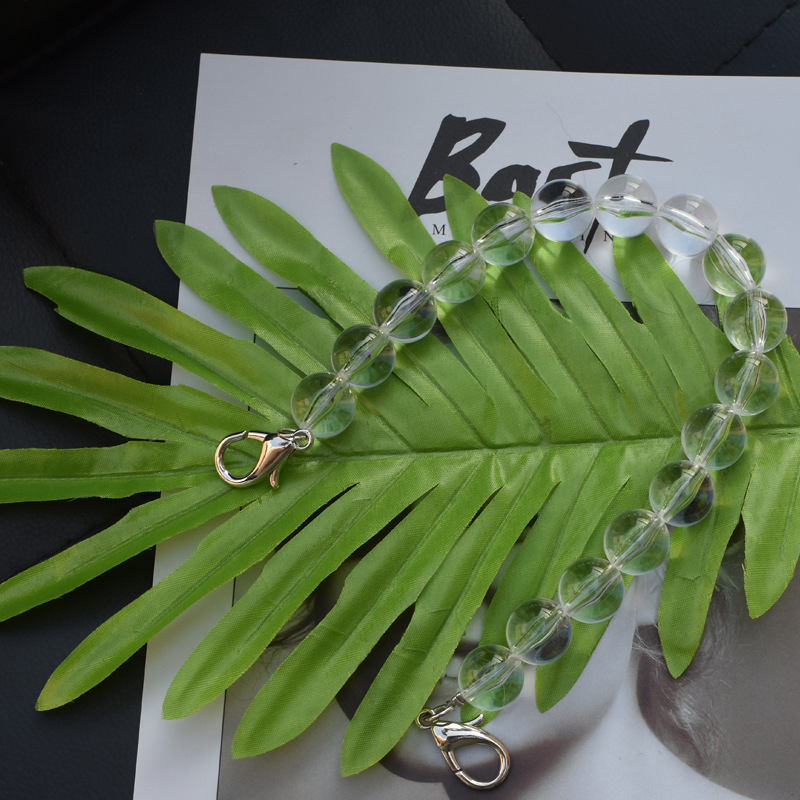 grânulo série saco corrente do grânulo jóias