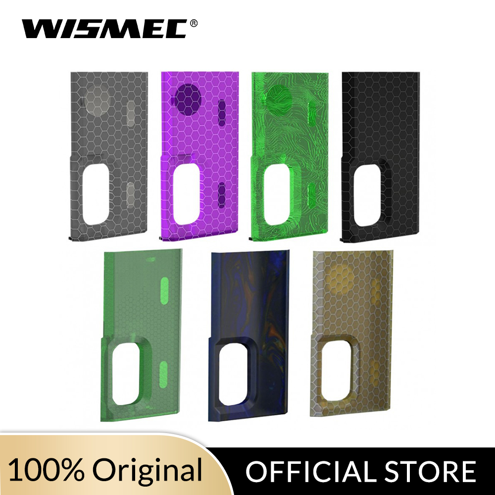[Official Store] Original Wismec LUXOTIC BF BOX Side Cover For Wismec Luxotic BF Box Replaceable Side Cover 7 Colors