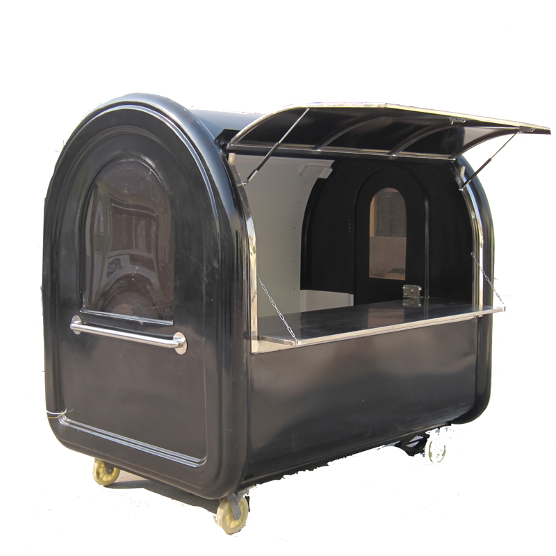 US $2500.0 |Mobile Kitchen Car Trailer Custom Enclosed Concession Food  Trailers Small Coffee Carts Food Truck-in Food Processors from Home  Appliances ...