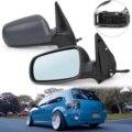 Areyourshop Auto Links & Rechts Elektrische Flügel Seite Tür Spiegel Für Golf Bora Mk4 ABS Kunststoff Auto Spiegel Zubehör|Spiegel & Abdeckungen|   -