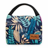 Marca Winmax, bolsas nevera para comida fresca para mantener el almuerzo, nuevas bolsas de almacenamiento para Picnic para mujeres y niños, bolsas para el almuerzo de moda con aislamiento térmico