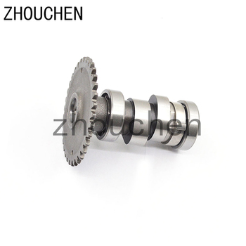 Motorcycle Valve Rocker Arm Camshaft Cam Shaft Assy for HONDA SPACY 125 CHA 1995-2007 FIZI CHS 2012-2017 image
