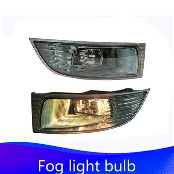 цена на NEW Front Bumper L&R Fog Lamps Lights With Bulbs For Lexus GX470 2003-2009