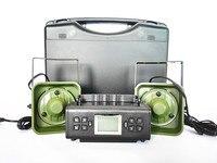 PDDHKK Bird Caller With Two 50W Loud Speakers 150dB Outdoor Mp3 Bird Sound Amplifier Decoy Goose Duck Predator Wildlife Hunting