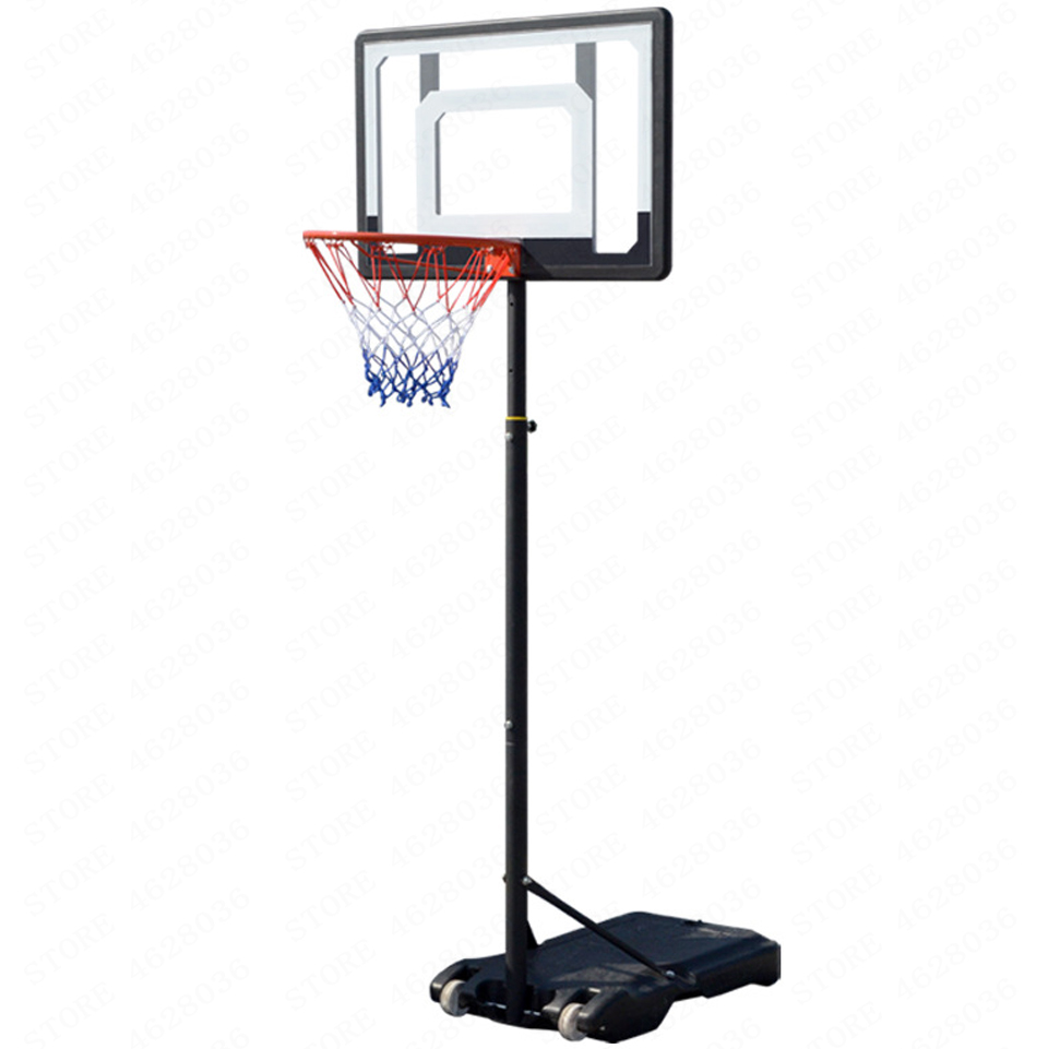 Basketball Stand Hoop Portable Basket Rim Backboard