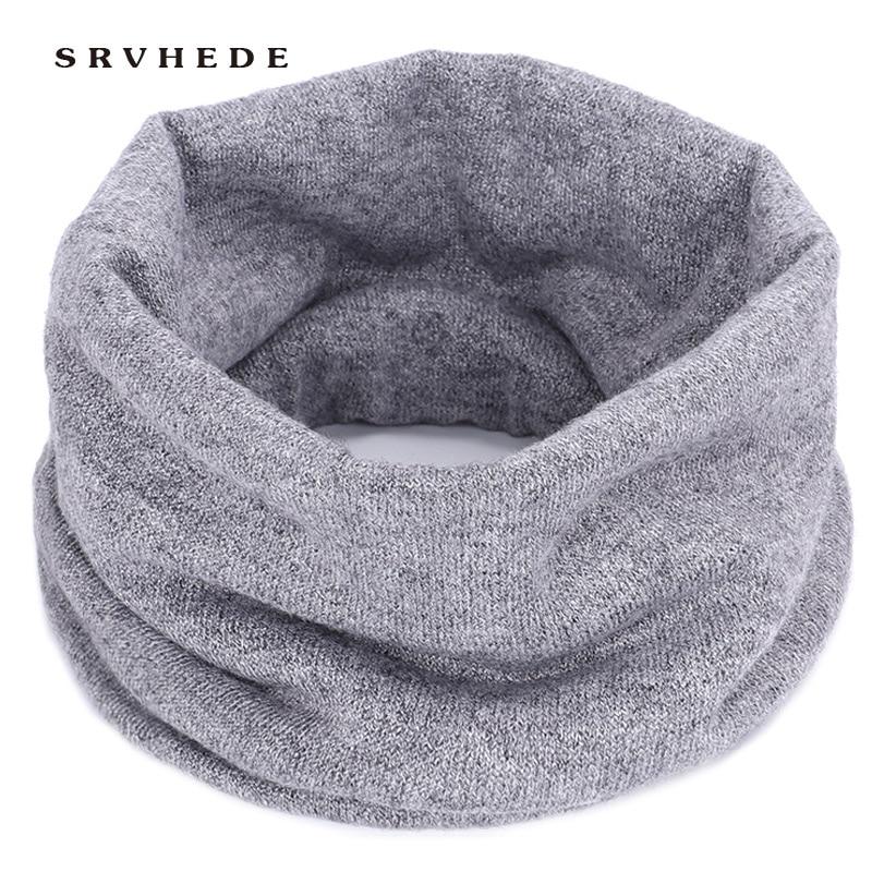 Mulheres quentes moda feminina inverno quente cachecol sólido grosso cabo de malha lã snood infinito pescoço mais quente capuz colar círculo cachecol
