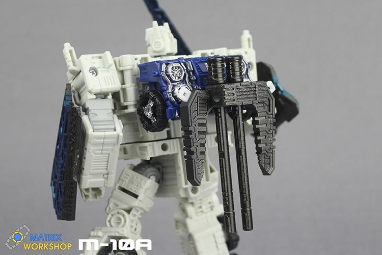 Matrix Workshop M-10A Sword Upgrade Kit Siege Leader Ultra Magnus transformers
