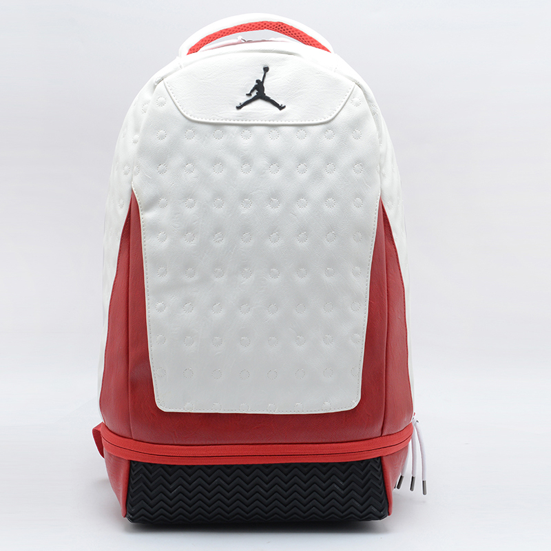 Nike Air Jordan grande capacité sac de randonnée mode sac d'entraînement 3 couleurs sac à dos scolaire - 3
