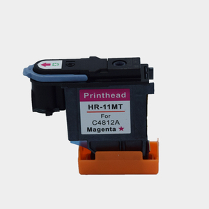 Image 4 - C4810A C4811A C4812A C4813A for HP 11 Printhead ink cartridge for hp11 print head for 500 800 100 110 50ps K850 1200 2250 1700