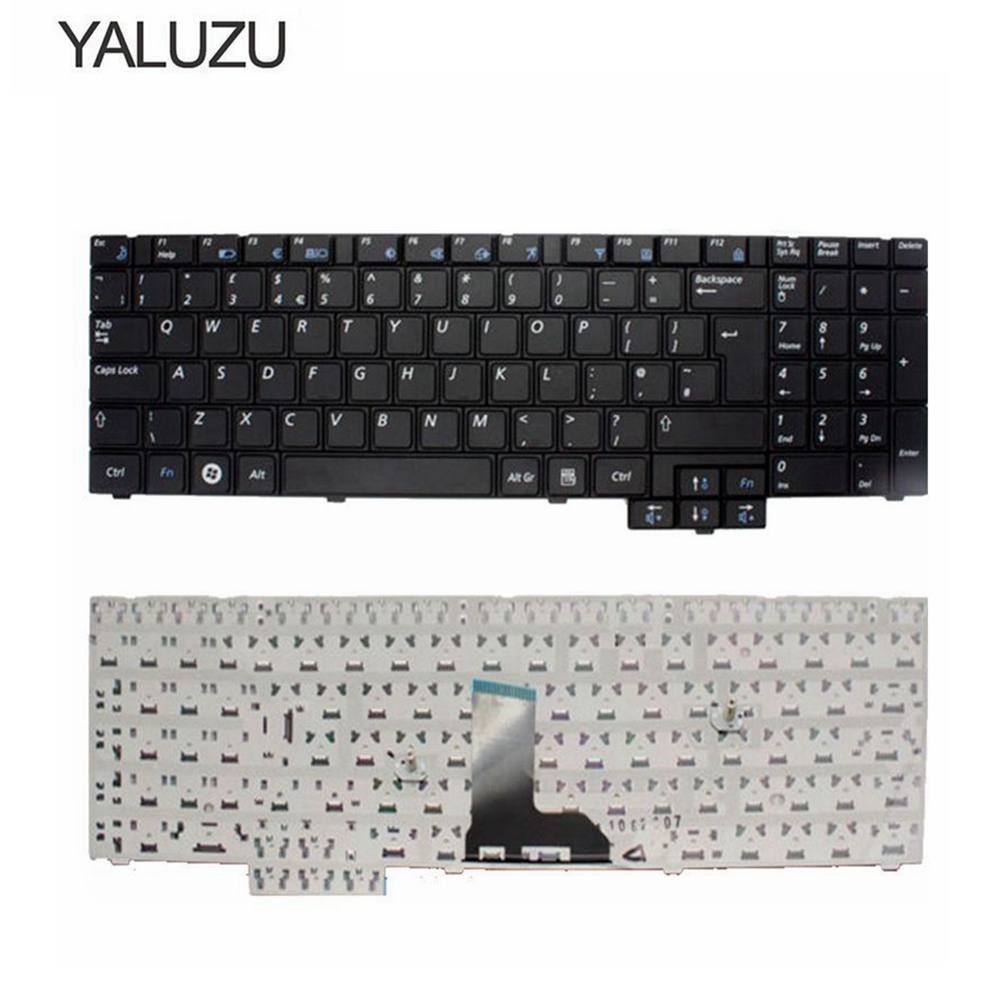 Replacement UK Laptop Keyboard for SAMSUNG R540