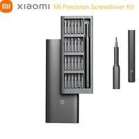 Kit di cacciaviti di precisione Xiaomi Mijia Mi originali 24 In 1 Set di cacciaviti Xaomi Home Kit Xiomi Mihome strumenti di riparazione 2021 nuovo