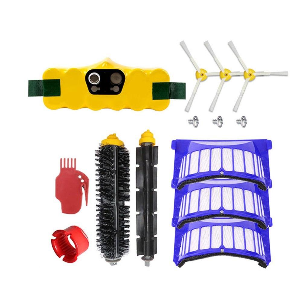 For Irobot Roomba 650 620 655 595 620 630 645 650 655 660 Robotic Vacuum Cleaner Replenishment Parts
