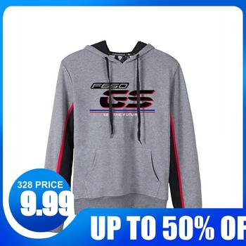 KODASKIN motorcycle model team logo clothing suitable for cold wind F850GS latest trend cotton round neck printed sweater hoodie