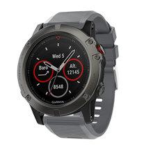 Yayuu Bands For Garmin Fenix 5X/5X Plus/Fenix 3/3 HR Replacement Watch Band Quick release Strap Silicone Waterproof Wristband цена и фото