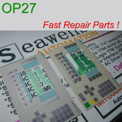 6AV3627-1LK00-1AX0 6AV3 627-1LK00-1AX0 OP27 klawiatura membranowa do  sterownik SIMATIC Panel HMI do naprawy ~ zrób to sam  mieć w magazynie