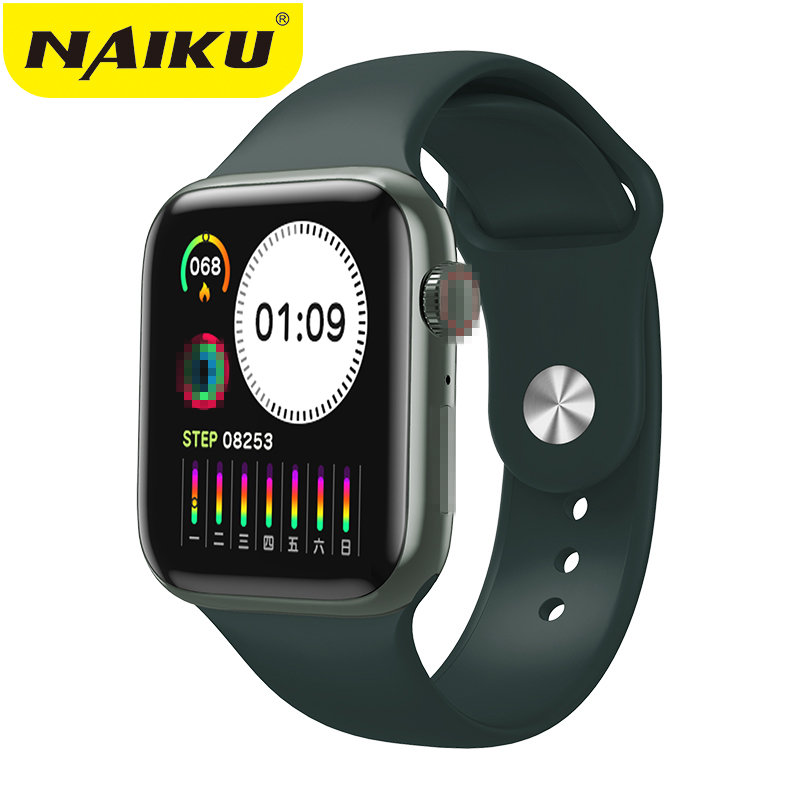 NAIKU Iwo 9/ecg Ppg Smart Watch Men Heart Rate Iwo 9 Smartwatch  Iwo 8 Lite/iwo 10 Smart Watch For Women/men 2019 For Apple IOS