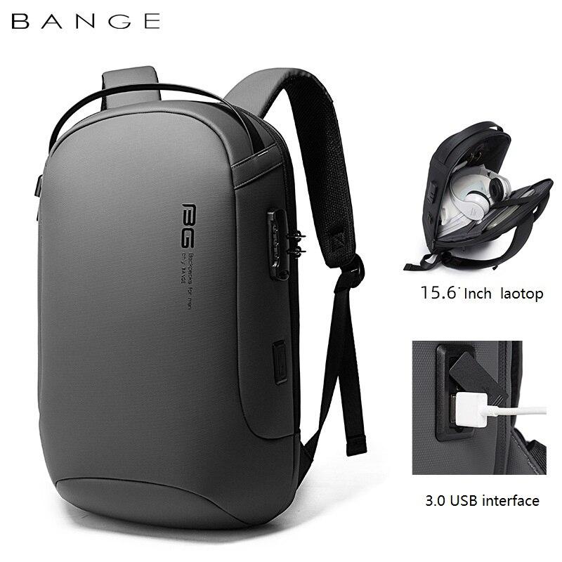 Xiaomi luxo negócios mochila esportes viagem mochila lazer anti-roubo computador saco masculino sacos de ombro usb peito saco