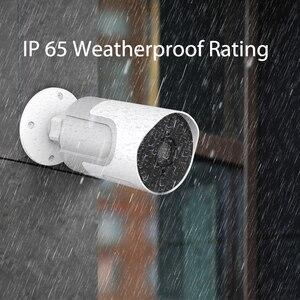 Image 2 - YI loT 야외 IP 카메라 풀 HD 1080p SD 카드 보안 감시 카메라 비바람에 견디는 야간 투시경 YI Cloud YI IOT APP