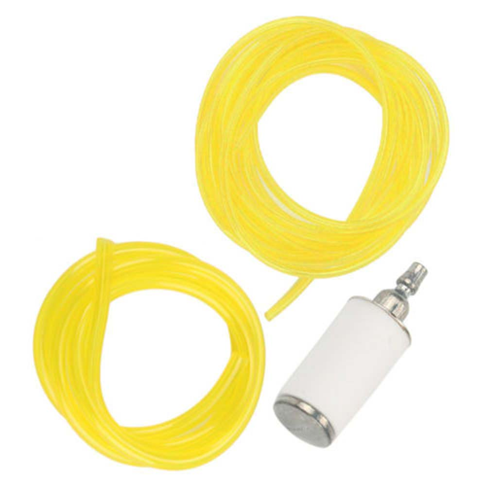 2 Feet Fuel Line Pipe Tubing Hose Oil Filter For Echo Troy Bilt Weed Eater Chain Saw Parts Power Equipment Accessories
