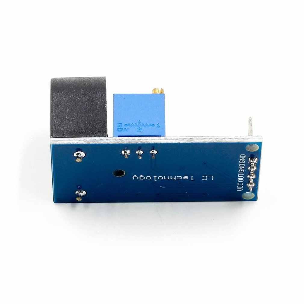 5A טווח שלב אחד Ac פעיל פלט הנוכחי שנאי מודול הנוכחי חיישן המשולב גבוהה דיוק Op Amp מעגל