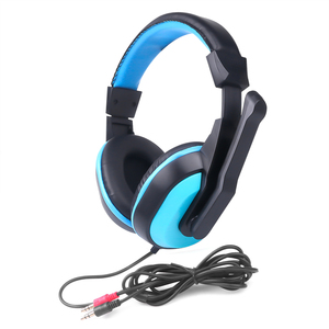 Image 3 - kebidu New arrival Game Headphones Stereo Type Noise canceling Hot for Computer PC Gamers Adjustable Headset With Mic Wholesale