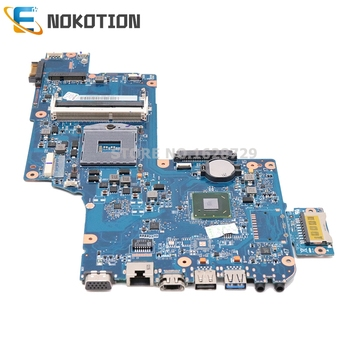 NOKOTION H000038240 H000038230 Voor Toshiba Satellite L875 L870 Moederbord 17.3 Inch Scherm Intel Hm76 Ddr3 60N0ZXM1EA06-01