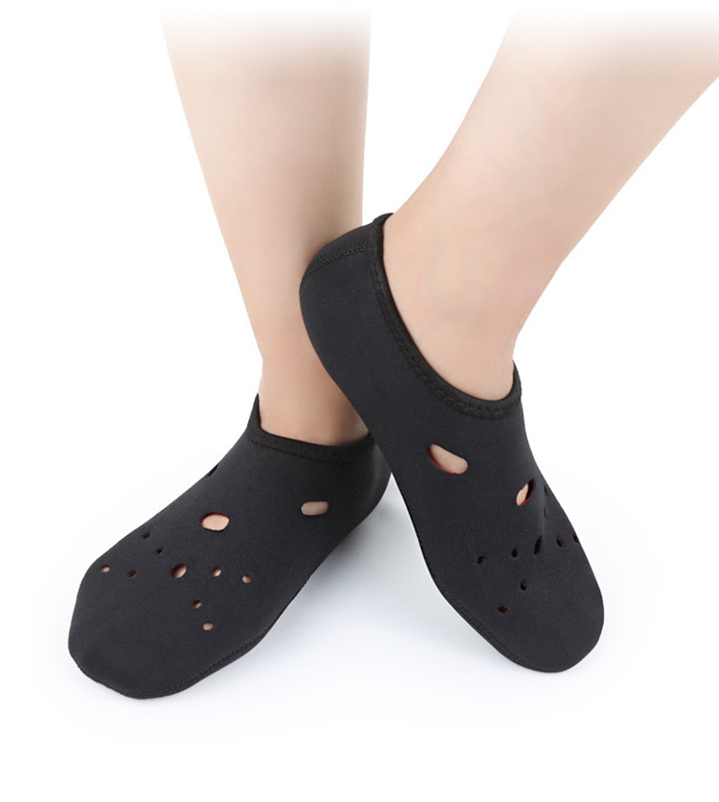 Neoprene Short Beach Socks Non-slip Antiskid Scuba Hollow Dive Boots Snorkeling Sock Swimming Fins Flippers Wetsuit Shoes