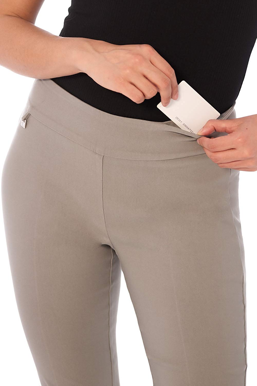 Women's Straight Leg  Secret Pocket Cargo Pants  Straight2019 Overalls  Straight  Cargo Pants