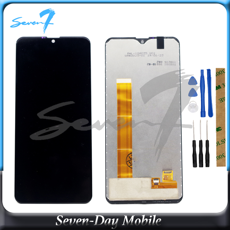 100% Tested For Leagoo M13 LCD Display Touch Screen Assembly For Leagoo M13 LCD Screen Display Mobile Phone Parts