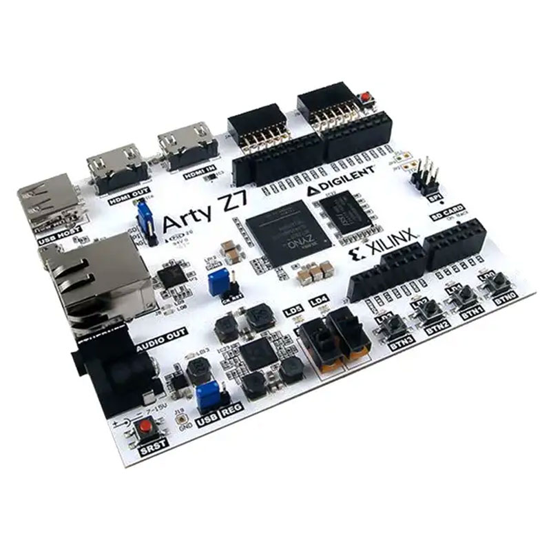 1 pcs x ARM Arty Z7 10 or Arty Z7 20 APSoC Zynq 7000 FPGA Development Board-in Integrated Circuits from Electronic Components & Supplies