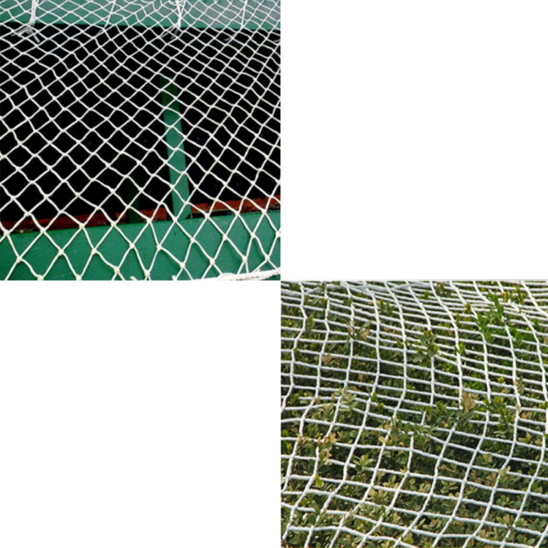 Pet Cat Dog Nylon Protective Mesh Net Safety Protection Fence Gard For Home Window Balcony For Baby Kid Falling Net Fence  S09