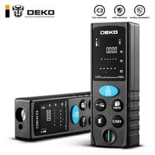Deko lrd110 handheld laser medidor de distância 40 m 60 m 80 m 100 m mini laser rangefinder laser range finder diastimeter medida Nos passa o seu CPF.Caso contrário,não conseguimos envir o seu pedido por favor.