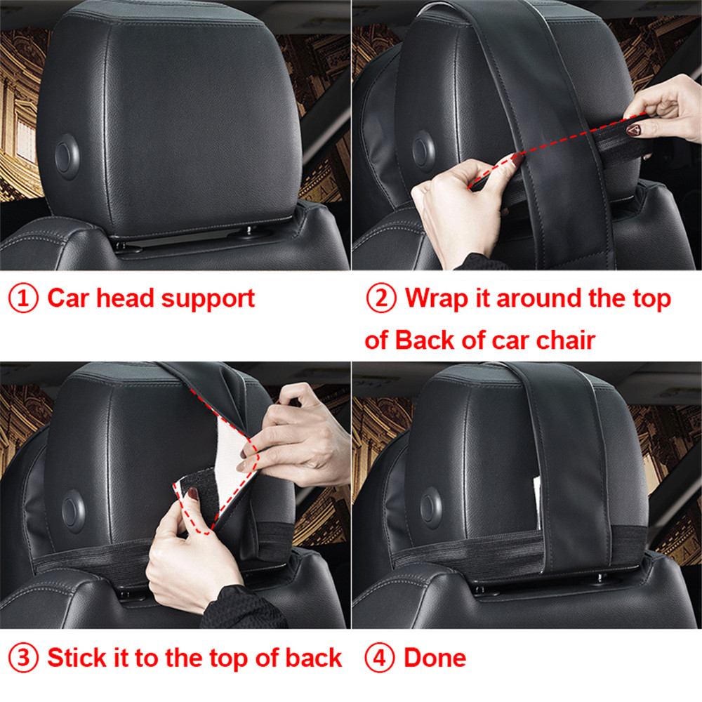 Car Seat Neck Rest