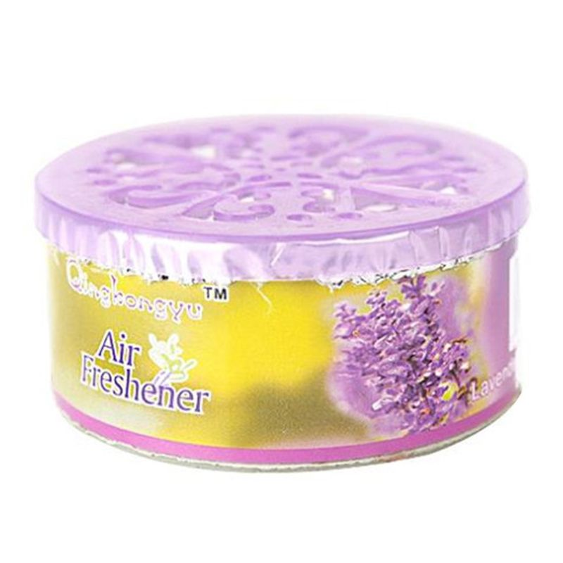 Solid Air Freshener Fragrance Home Car Toilet Deodorization Aromatherapy Scent