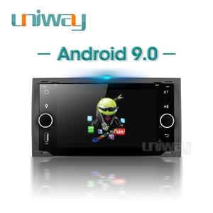 Image 4 - Uniway ALLFKS7071 2G + 32G android 9.0 Ford Mondeo için araba dvd c max odak galaxy S fusion ranger kaçış keşif fiesta