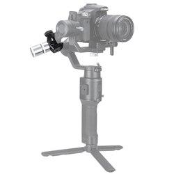 UURig R022 Gimbal akcesoria stabilizator kamery przeciwwaga aparat równoważenie obiektywu licznik waga dla DJI Ronin S SC BMCC 4K 6K
