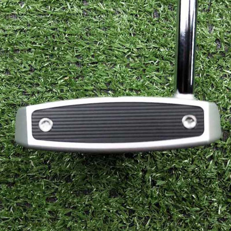 Golf Club GT Silver Short Pole Putter Steel Shaft With Rod Cover Free Shipping