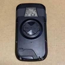Capa traseira caso sem bateria li-ion para garmin edge explorar 1000 /edge 1000 handheld navigator reparação e substituição cinza